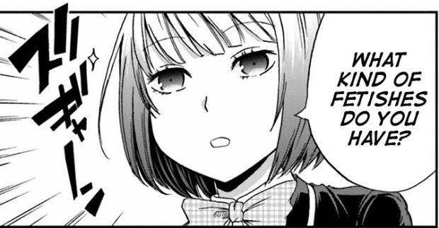 Boku no Kanojo ga Majime Sugiru Shojo Bitch na Ken 1 fetishes