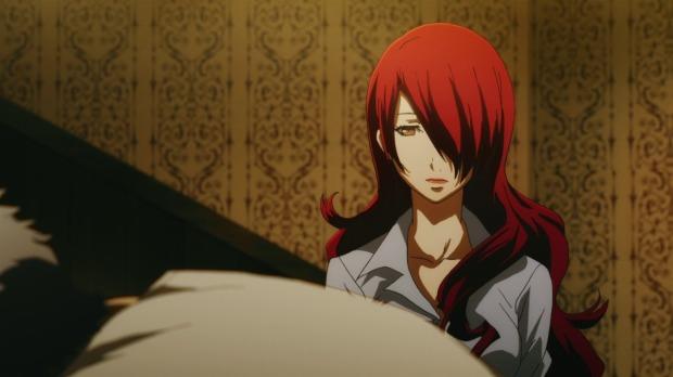 Persona 3 Mitsuru